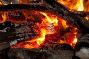 отопление - огън