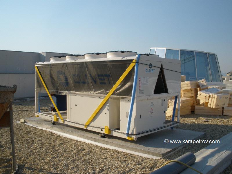 водоохлаждащ агрегат