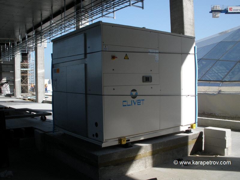 Rooftop агрегат