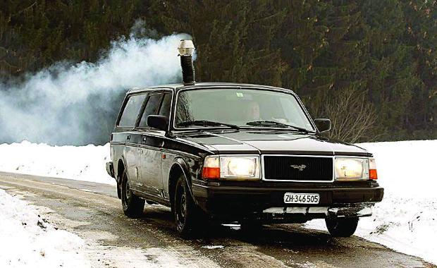 печка в автомобил
