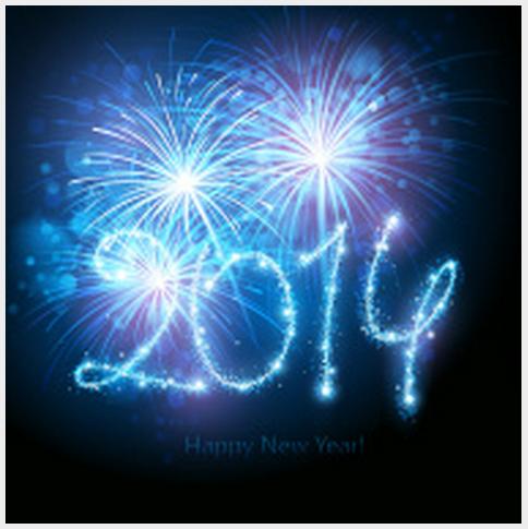 Честита нова 2014 г.